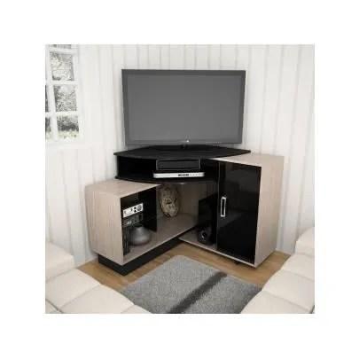 meuble tv d angle salvador avec