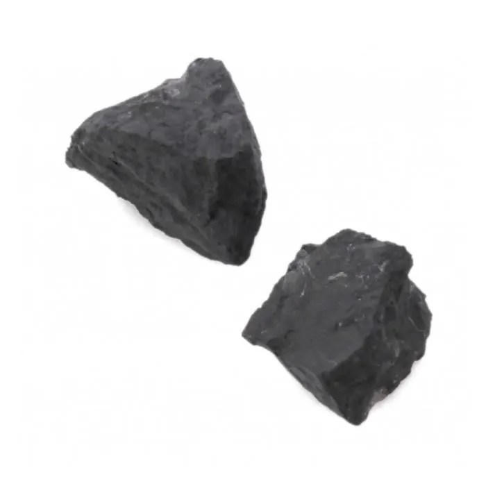 shungite pierres brutes noir achat
