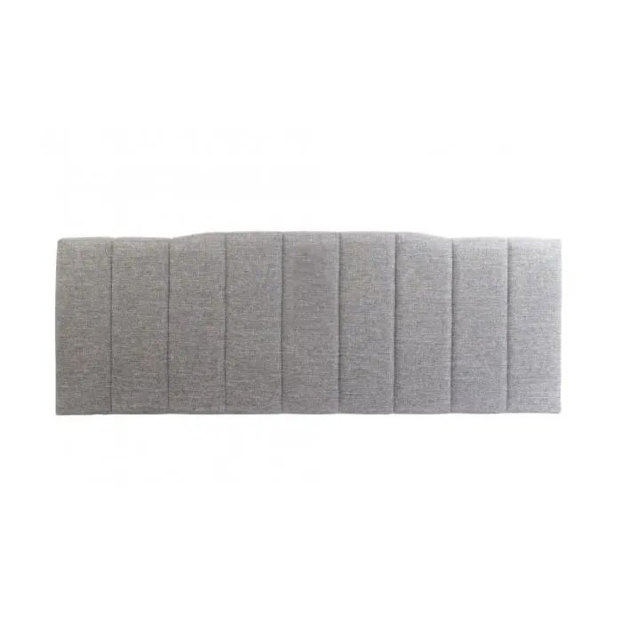 tete de lit a fixer au mur polyester