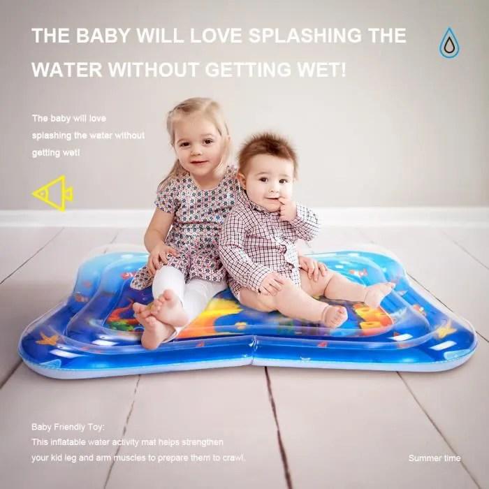 101 81cm tapis d eau centre de jeu gonflable de be