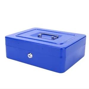petites boite de rangement metallique