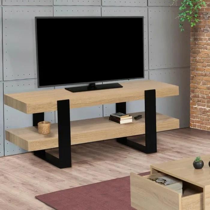 console meuble tv