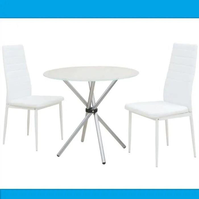 petite table a manger avec chaises
