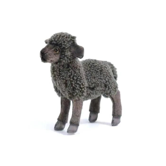 hansa kid peluche mouton noir fmnbe