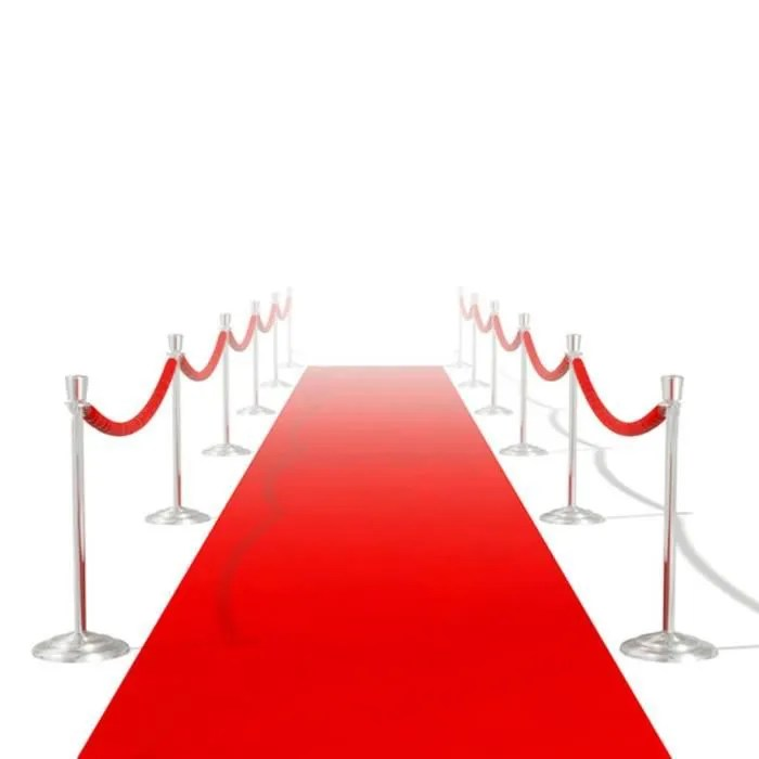 tapis rouge moquette restaurant club hotel mariage