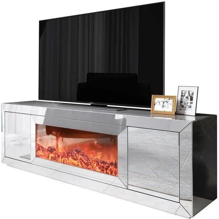 barsun drustvo potok meuble tv avec enceinte integre