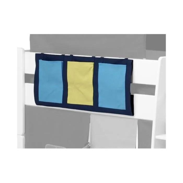 rangement pour lit mezzanine steen