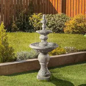 fontaine pierre reconstituee