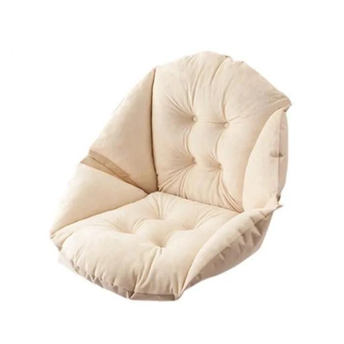 coussin de chaise fauteuil renforce monobloc souple de bureau coussin integre pour grossesse