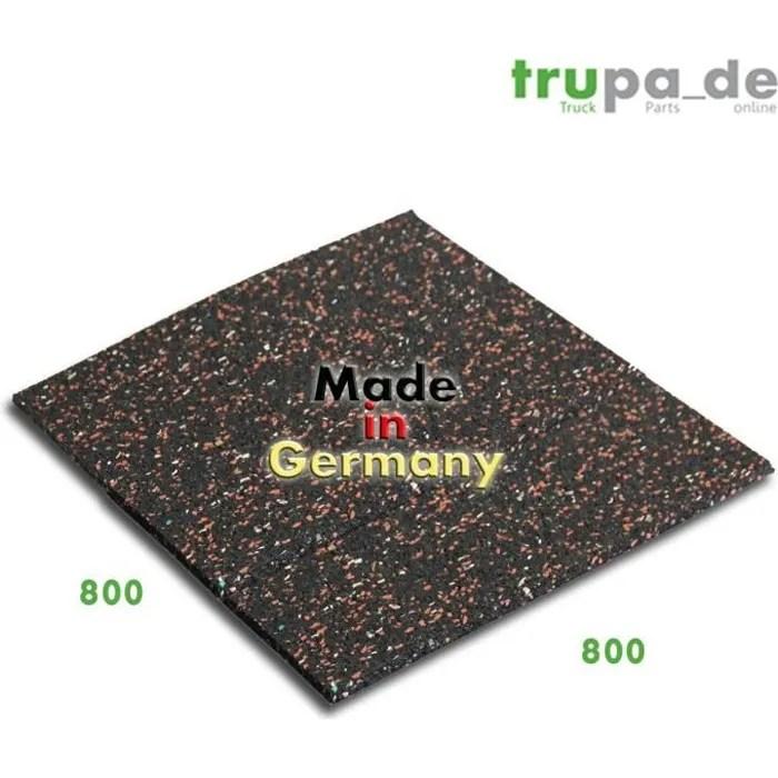 tapis antiderapant 80 x 80cm x 0 8cm fabrique en