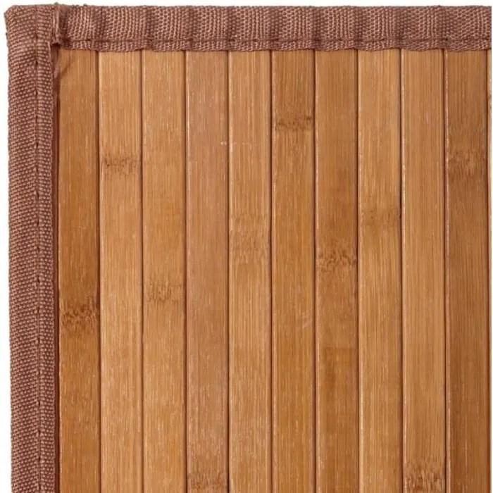 tapis bambou naturel taille 60 x 200 cm