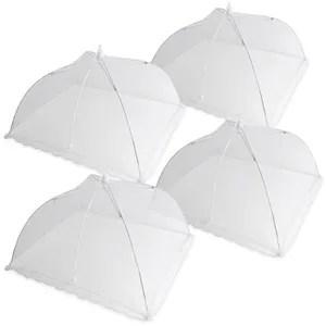 cloche alimentaire parapluie