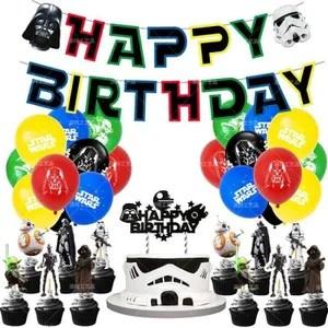 carte anniversaire star wars