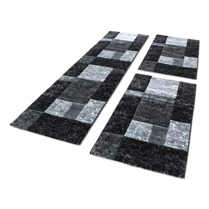 tapis gris chine