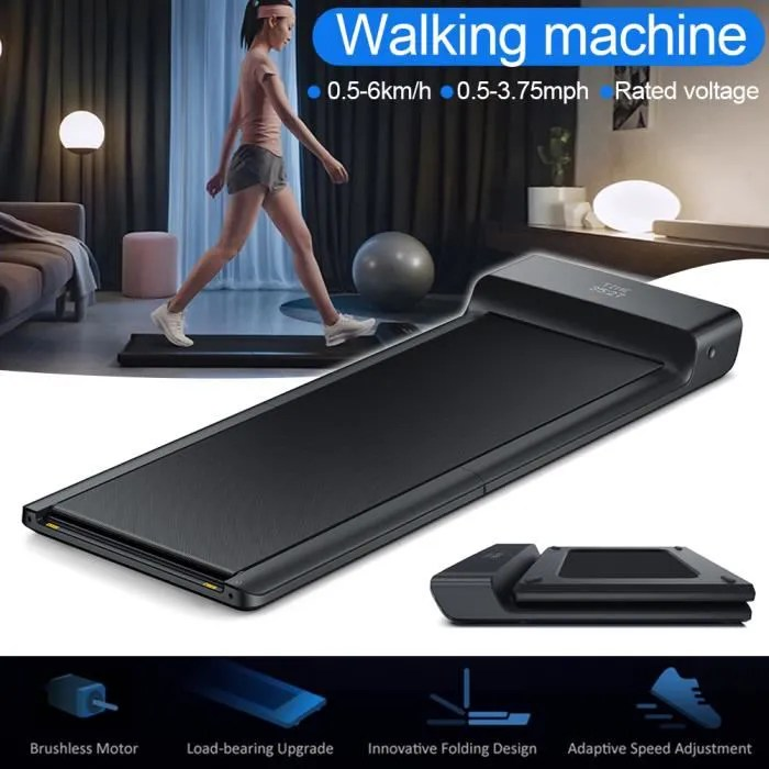 tapis de marche motorise walk machine vu a la tele
