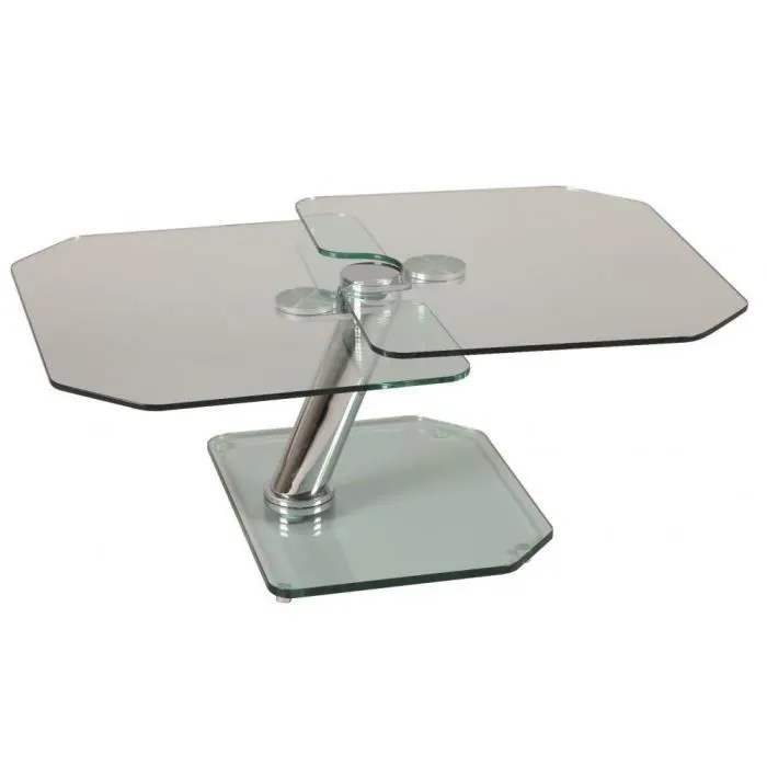 table basse fly double plateaux achat