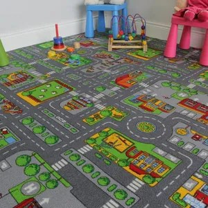 tapis circuit voiture jouet club 56