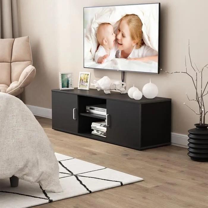 meuble tv wenge