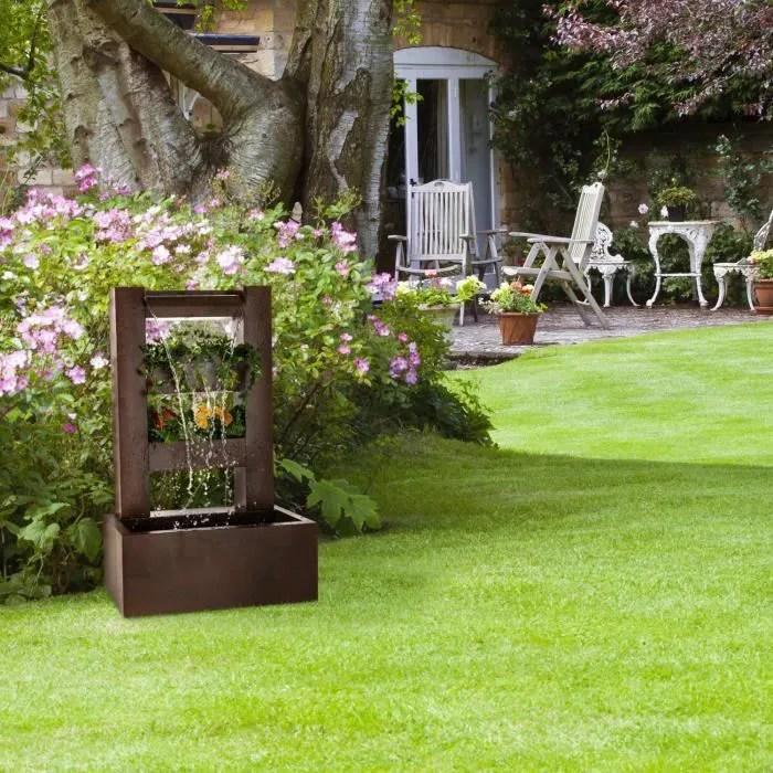 blumfeldt lemuria fontaine decorative de jardin av