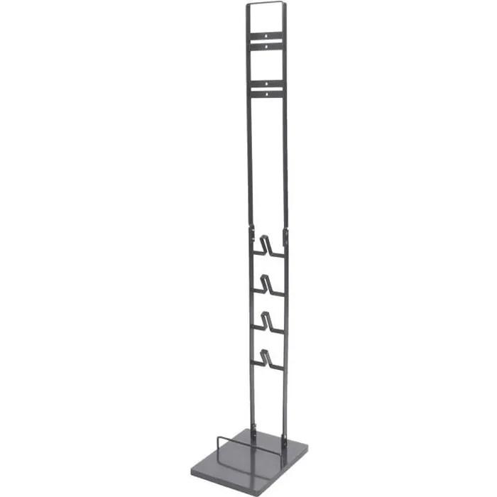 cintre support d aspirateur stockage rangement stand gris pour dyson v6 v7 v8 v10