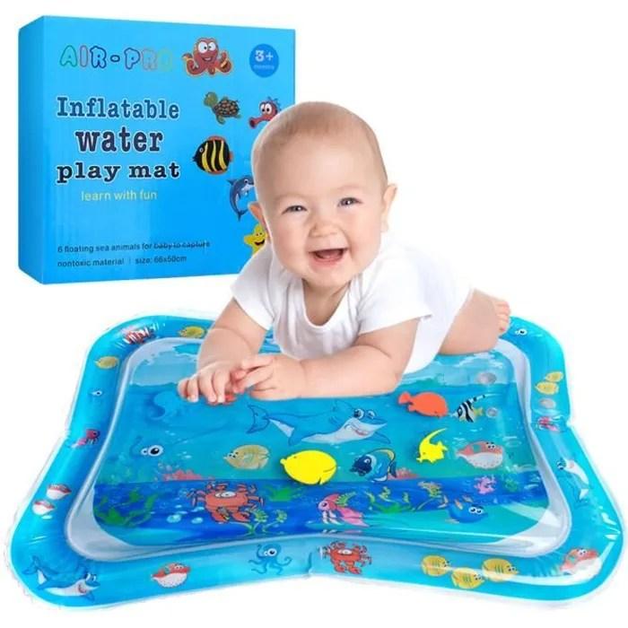 swonuk tapis d eau gonflable de bebe centre de je