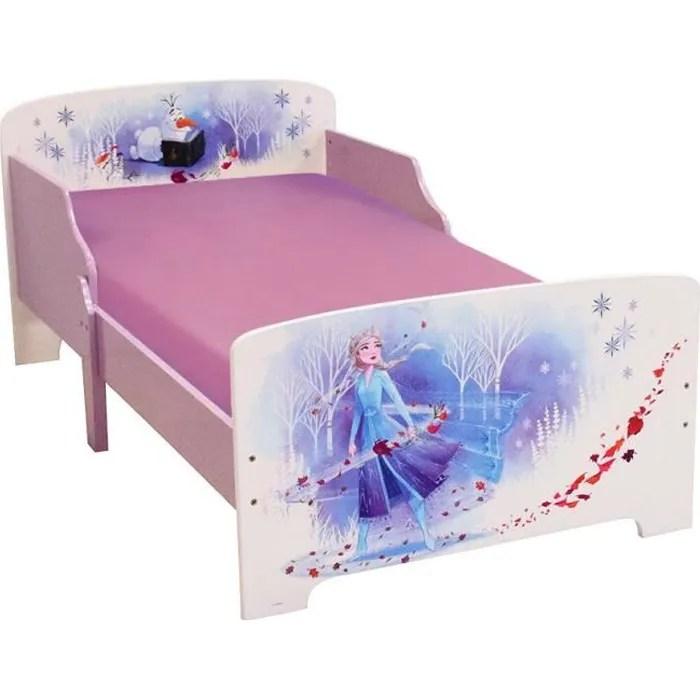 la reine des neiges lit pour enfant 70 x 140 cm 713185