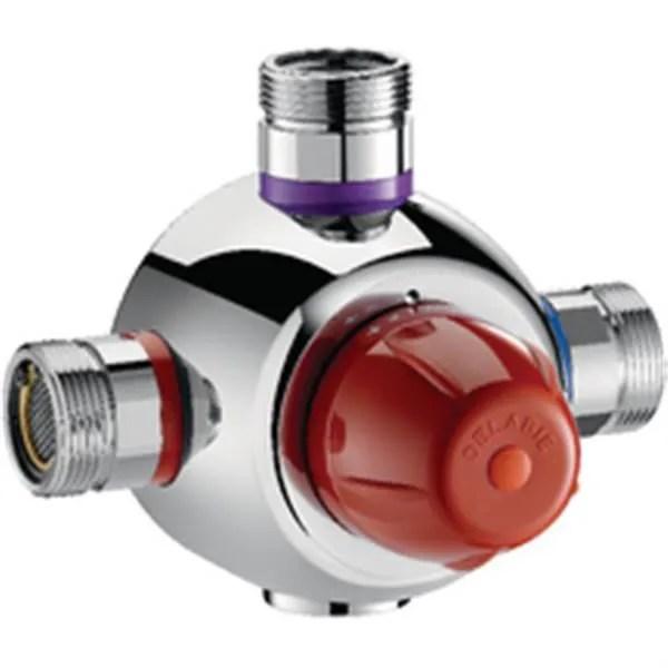 delabie mitigeur thermostatique centralise premix