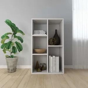 meuble buffet blanc profondeur 45 cm