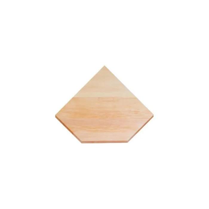 plan de travail en bois pour meuble d angle 87d1113akb et 87d1113akg