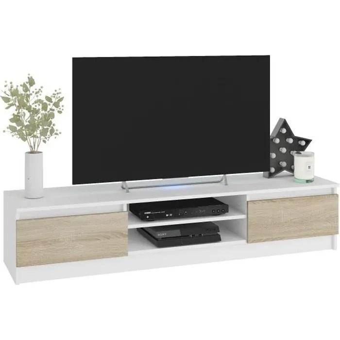 robin meuble bas tv contemporain salon sejour 16