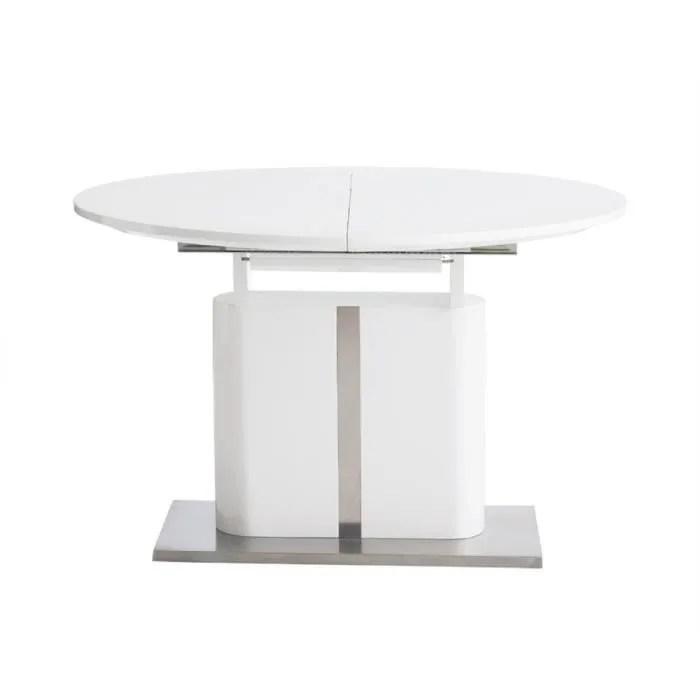 table de salle a manger ronde avec