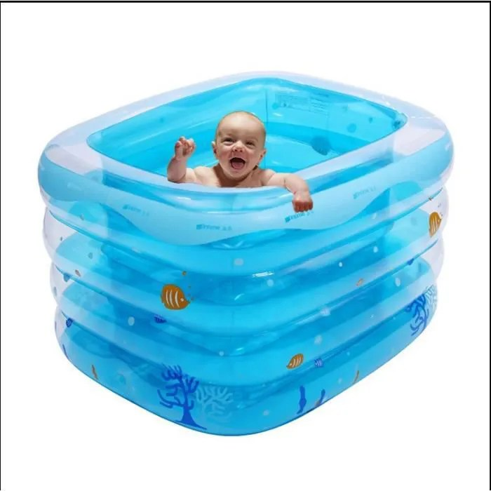 baignoire gonflable douche piscine gonflable bassi