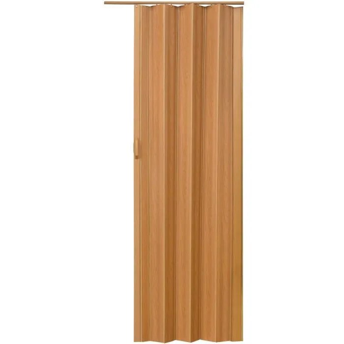 tectake porte coulissante pliante pour interieur e