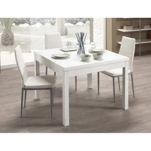 table carre 90x90 extensible