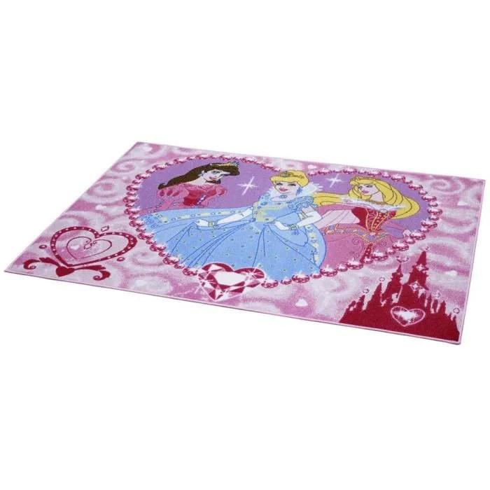 magnifique tapis princesses disney