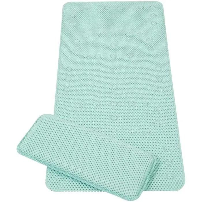 tapis de baignoire anti derapant avec ventouse