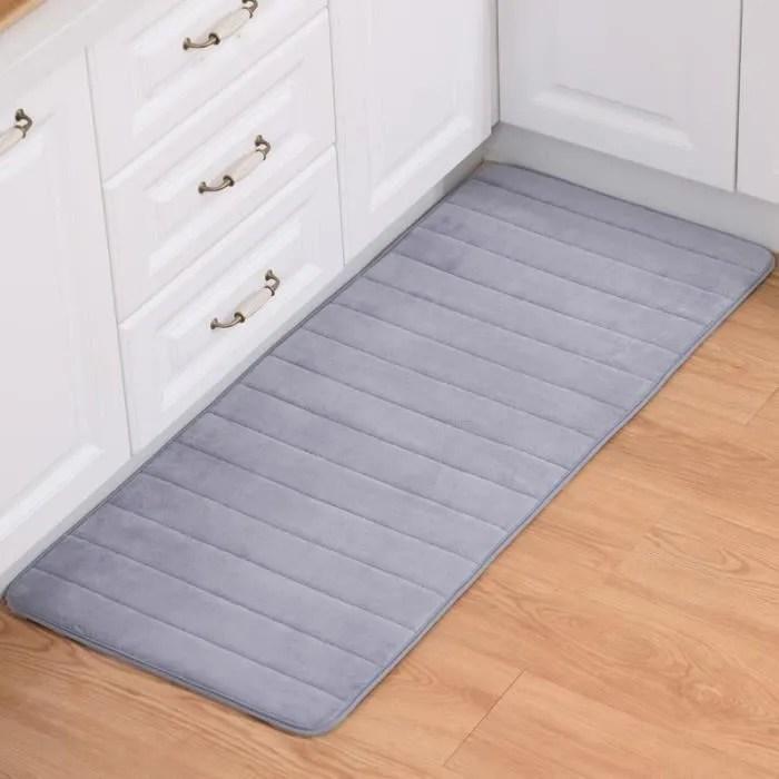 cz tapis de cuisine 50 x 120 cm devant evier tapis
