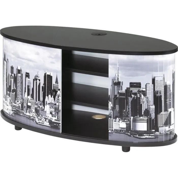 meuble tv new york manhattan