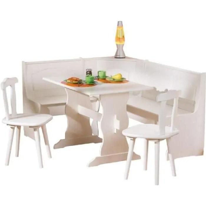 coin repas d angle avec table et chaise