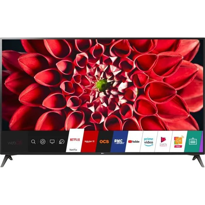 tv 4k smart tv led 120 cm
