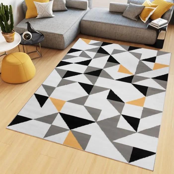 tapiso maya tapis salon chambre ado moderne triang