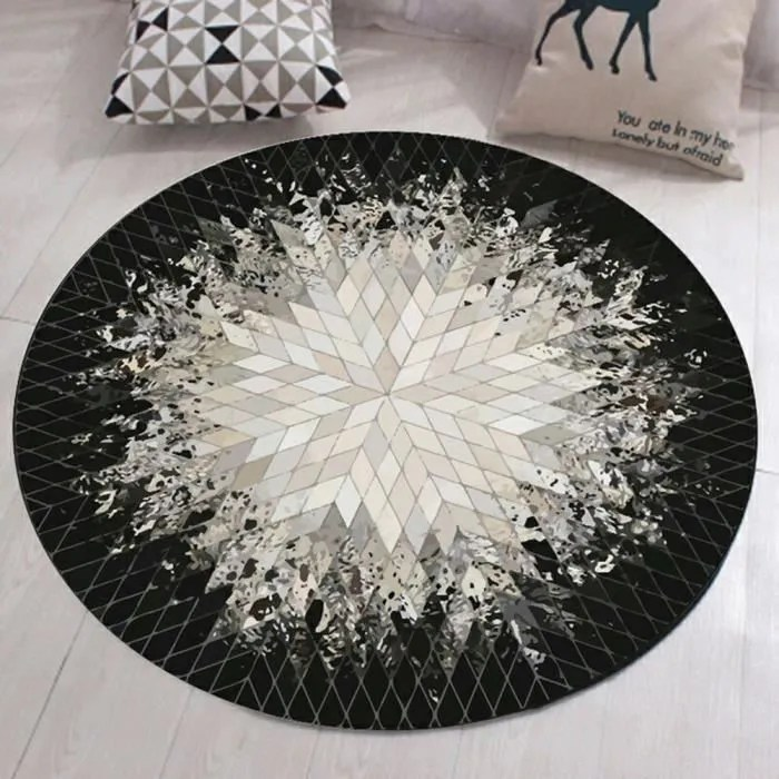 tapis antiderapant blanc
