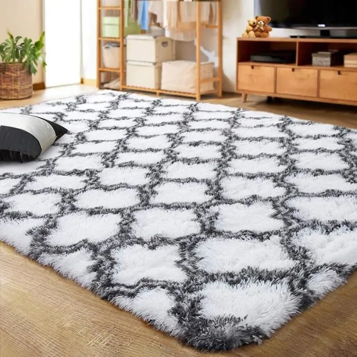 tapis en peau de chevre