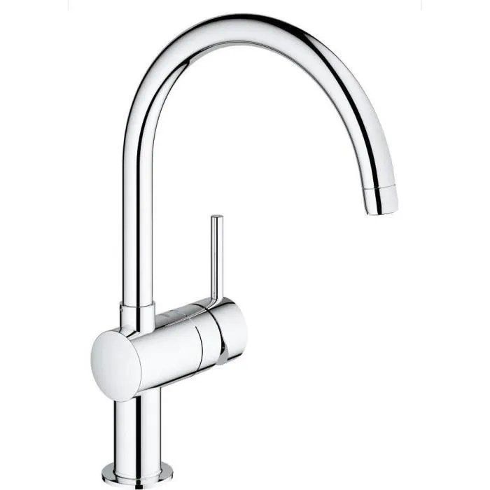 grohe mitigeur evier bac c minta 32917000