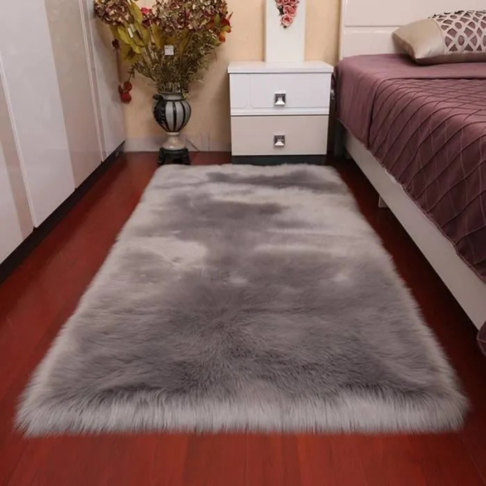tapis antiderapant pour chambre a coucher moelleux