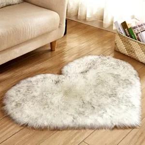 tapis chambre adulte blanc
