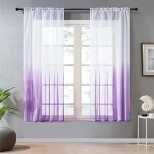 voilage violet achat vente voilage