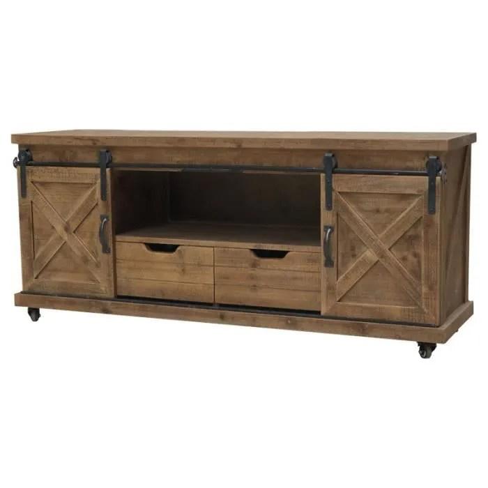 bahut enfilade meuble tele tv