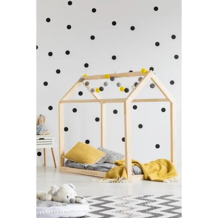 lit enfant 120 x 190 cm avec sommier