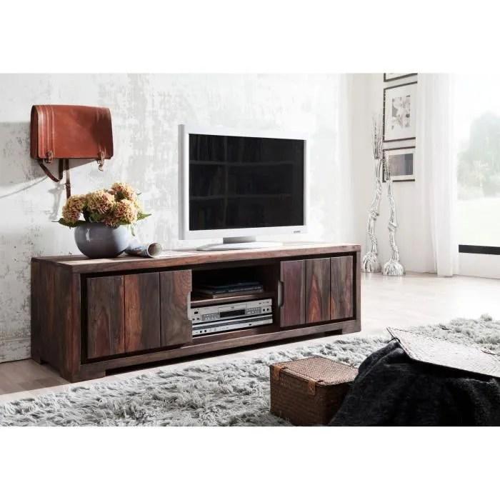 meuble tv sheesham